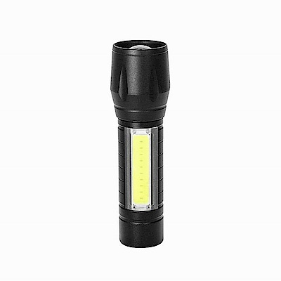 KINYO鋁合金多功能LED變焦手電筒LED-501