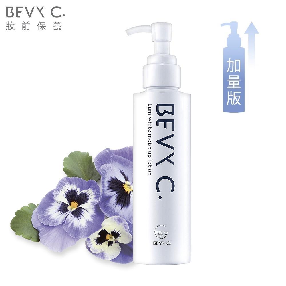 BEVY C. 光透幻白妝前保濕化妝水 180mL(加量版)