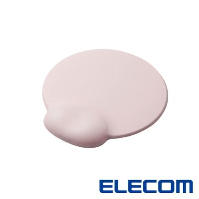 ELECOM dimp gel日本頂級舒壓鼠墊-粉