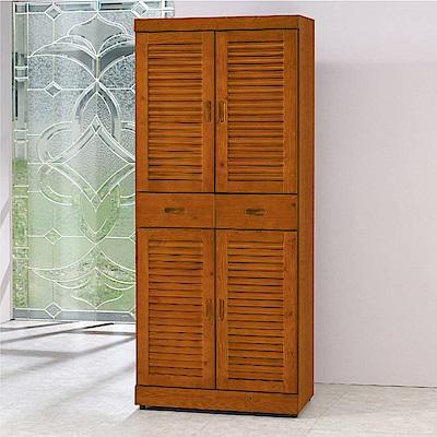 AS-凱文3x6尺樟木高鞋櫃-77x38.5x184.5cm