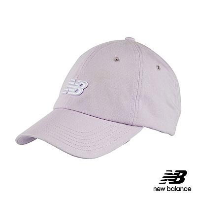 New Balance復古棒球帽LAH91014VIG_中性淺紫