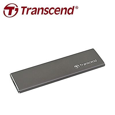 創見 SJM600 480G USB3.1 Type-C 行動固態硬碟