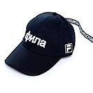 FILA 經典款六片帽-黑HTS-1001-BK