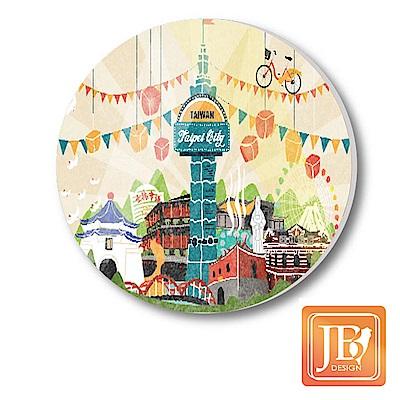 JB-Design陶瓷吸水杯墊776_臺北小劇場