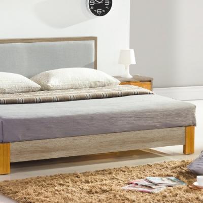 AS-馬德奧5尺床片式床台-152x202x90cm