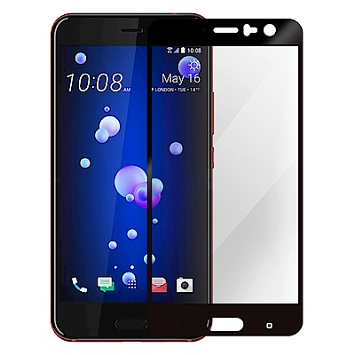 Metal-Slim HTC U11 ( Ocean ) 滿版鋼化玻璃保護貼