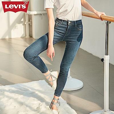 Levis 女款 720 高腰超緊身窄管 超彈力牛仔長褲