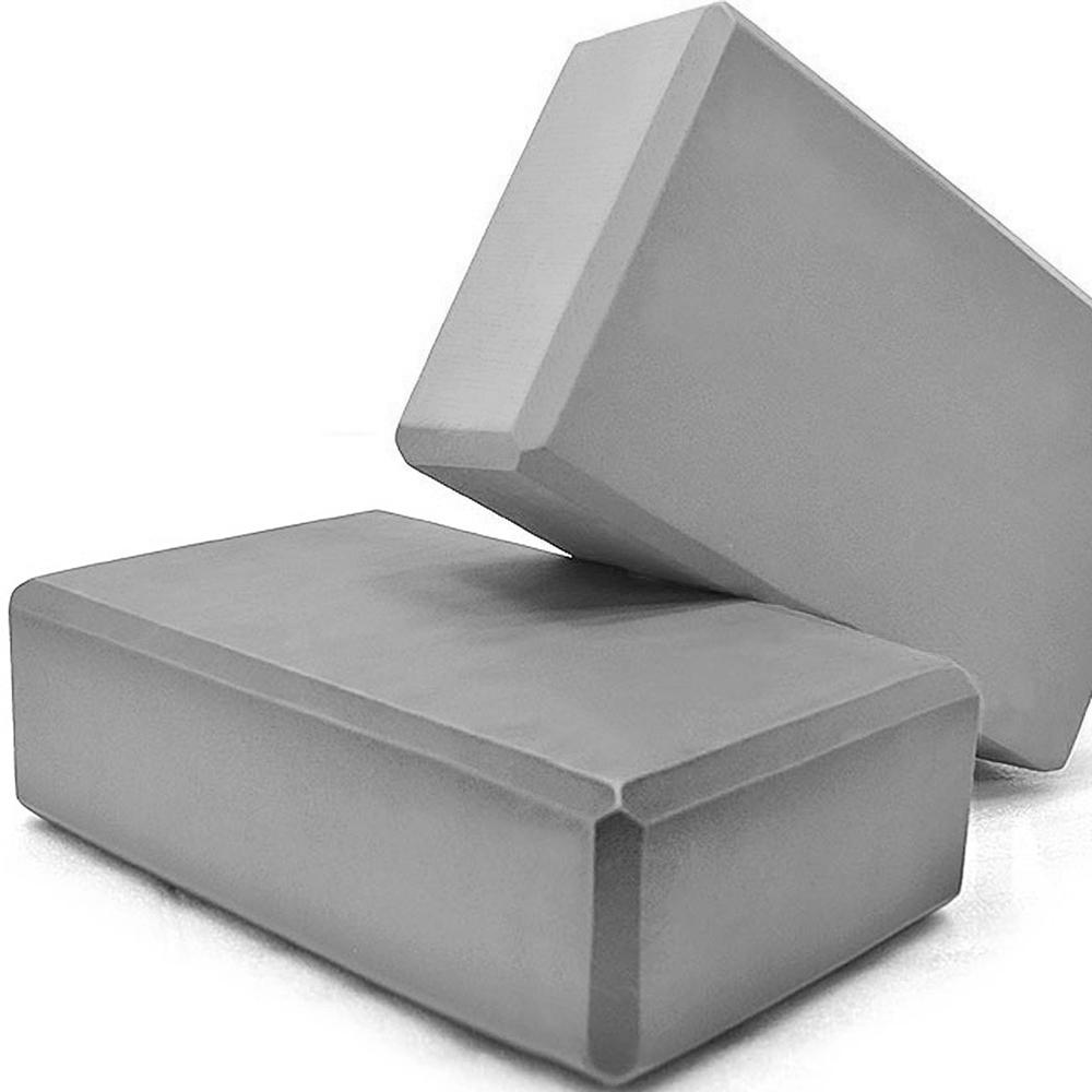 40D瑜珈磚(2入) 台灣製造 瑜伽磚-(快)