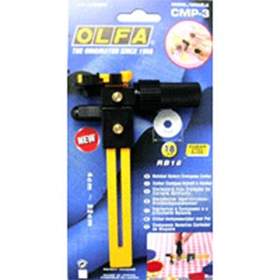 縫紉工具 OLFA 曲線切割刀CMP