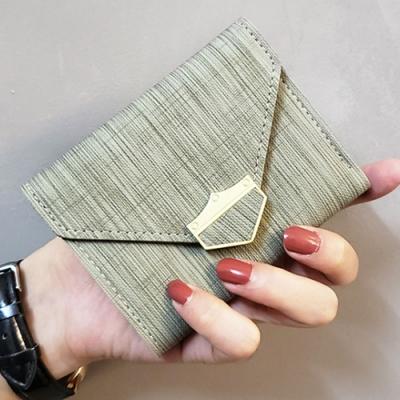 AmaZing 想有錢就要買日式皇冠三折短夾(5色任選)