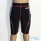 澳洲Sunseeker泳裝女童專業衝浪潛水防寒衣-及膝短褲