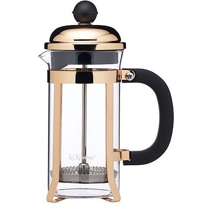 《KitchenCraft》銅色法式濾壓壺(350ml)