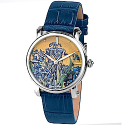 梵谷Van Gogh Swiss Watch梵谷經典名畫女錶(Lady 10)
