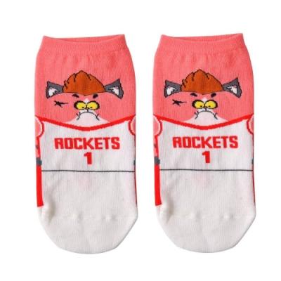 NBA Store x 傳說對決聯名短襪 火箭隊