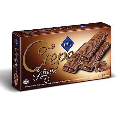 佳妃特-法式威化夾心餅-巧克力口味-65g