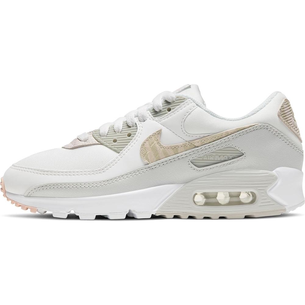 NIKE AIR MAX 90 SE 女休閒鞋-白-CV8824100