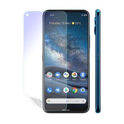 o-one護眼螢膜 Nokia8.3 5G 滿版抗藍光手機螢幕保護貼