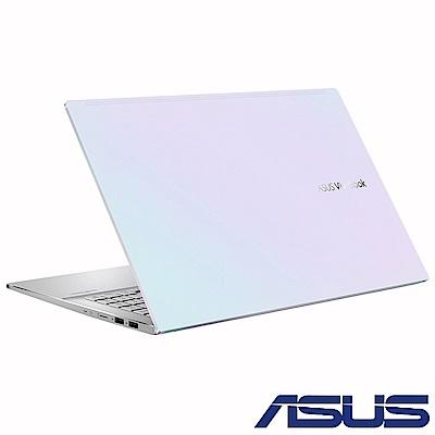 ASUS S533FL 15吋筆電 (i5-10210U/MX250/8G/512GB SSD+32GB Optane/VivoBook S15/幻彩白)