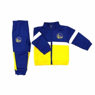 NBA 新生兒 長袖套裝 勇士隊