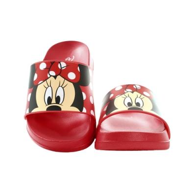 魔法Baby童鞋 台灣製迪士尼米妮授權正版舒適美型拖鞋sd3103