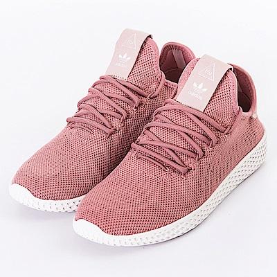 ADIDAS TENNIS HU W 女休閒鞋 DB2552 粉紅