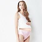 【ohoh-mini 孕產用品】純棉小花款低腰孕婦免洗內褲(5入裝)