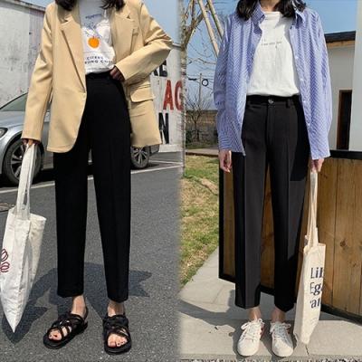 【韓國K.W.】(預購)最新美學休閒褲-1色
