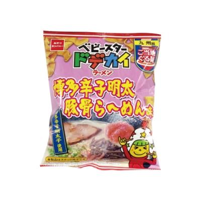 OYATSU優雅食 點心條餅-博多辛明太子豚骨拉麵風味