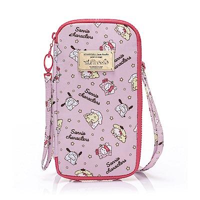 VOVAROVA空氣包-翻轉吧!護照夾-Sanrio甜蜜時光
