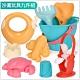 Joy toy 夏日沙灘挖沙玩水玩具9件組(戲水玩沙玩具)3Y+ product thumbnail 1