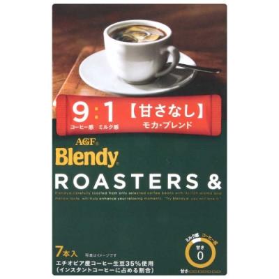 AGF Blendy新體驗咖啡-摩卡風味 (36.4g)