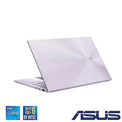 ASUS UX435EG 14吋筆電 (i5-1135G7/MX450/16G/512G/ZenBook 14/星河紫)