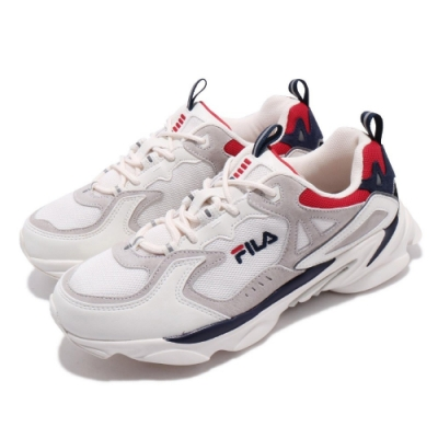 Fila 休閒鞋 Skipper 低筒 運動 男女鞋