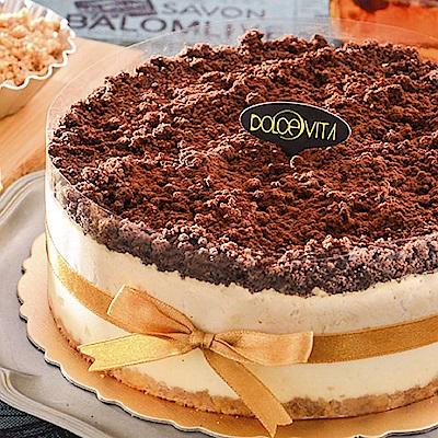 DolceVita多茄米拉 原粹提拉米蘇蛋糕(6吋)