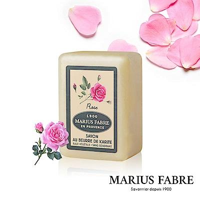 法國法鉑-天然草本法蘭西玫瑰棕櫚皂-150g/顆