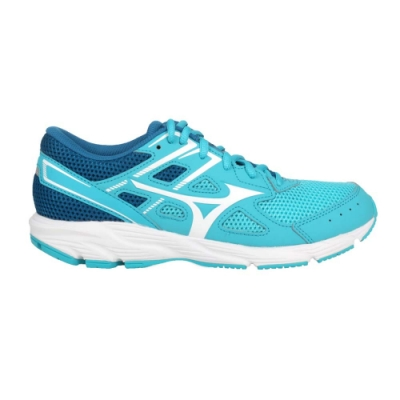 MIZUNO SPARK 6 女慢跑鞋-路跑 運動 訓練 美津濃 K1GA210402 藍湖水綠白