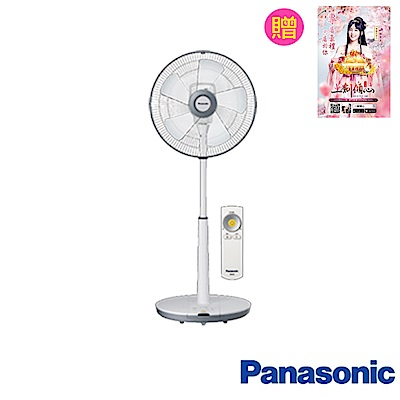 Panasonic國際牌14吋 6段速微電腦遙控DC直流電風扇 F-S14DMD