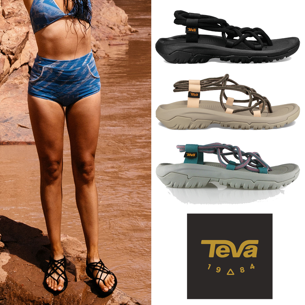 TEVA 女 XLT Infinity 羅馬織帶運動涼鞋 (三色任選)