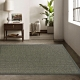 Ambience 比利時Hampton 平織地毯 #90010灰綠 (133x195cm) product thumbnail 1