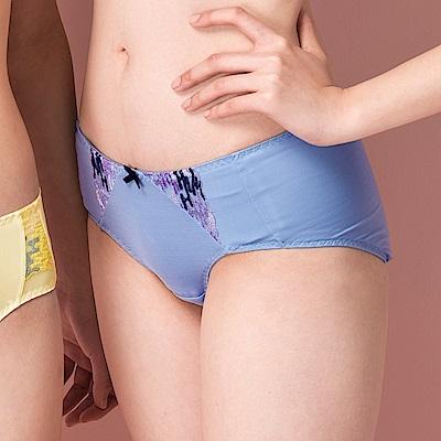嬪婷-FTC個性女孩 M-LL 日間生理褲(紫)