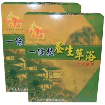 金門王大夫 一條根草浴(100gx10盒)