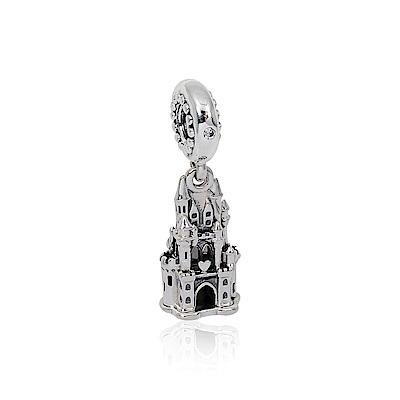 Pandora 潘朵拉 魅力城堡鑲鋯 垂墜純銀墜飾