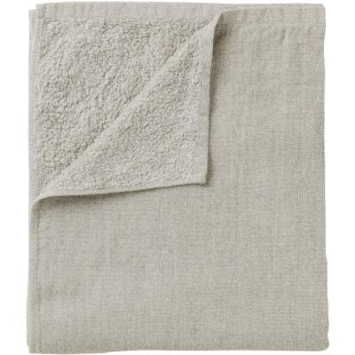 《BLOMUS》KISHO雙面純棉毛巾(灰80cm)