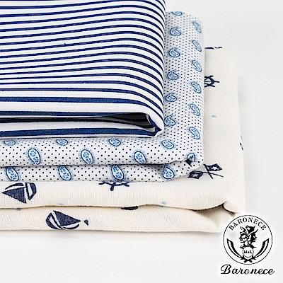 BARONECE 亮眼裝飾口袋手帕(617607-01)