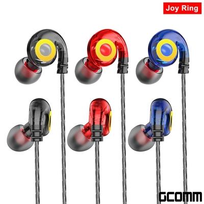 GCOMM 耳掛式造型運動手遊立體聲耳機 Joy Ring