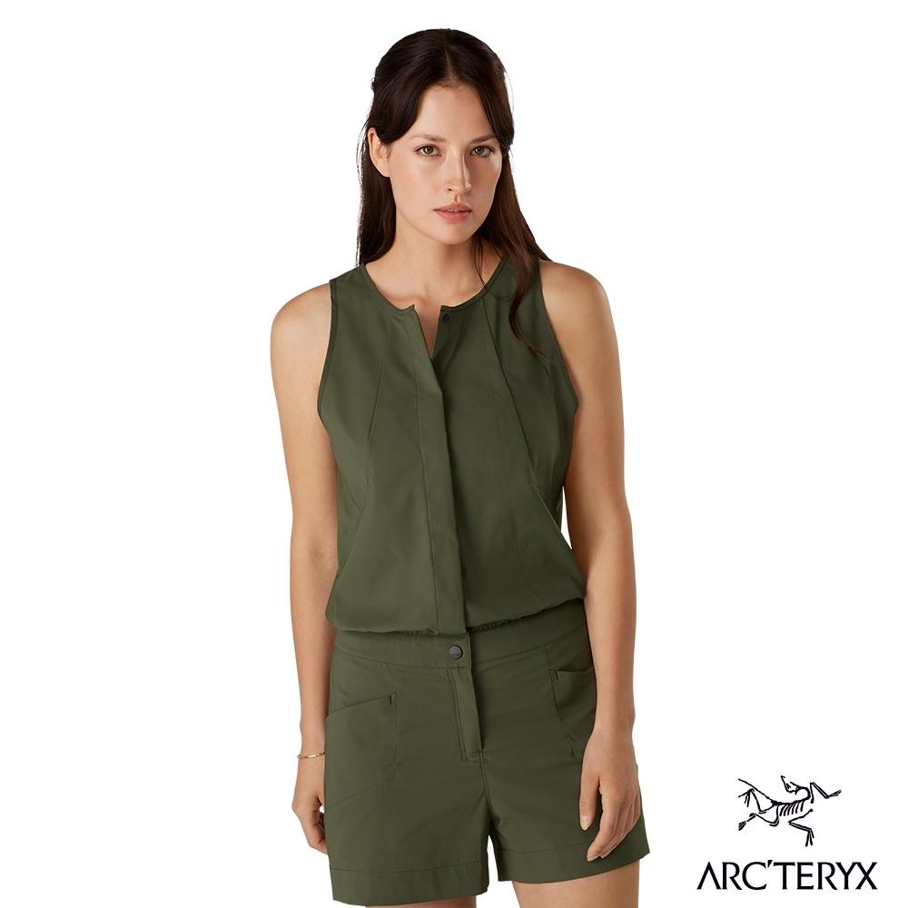Arcteryx 始祖鳥 女 24系列 Kyla 連身褲 鐵樹綠