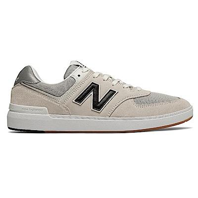 New Balance復古鞋AM574ROS-D_中性牙白