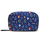 murmur旅行收納三摺盥洗包│小紅帽藍