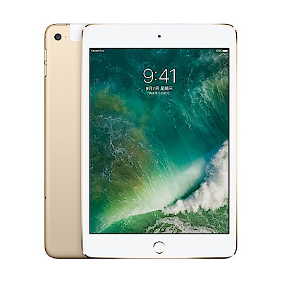 (無卡分期12期)Apple iPad mini 4 4G LTE 128GB 7.9吋