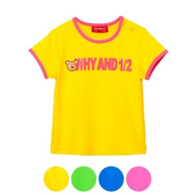 WHY AND 1/2 mini 合身版吸濕排汗T恤 1Y~4Y 多色可選